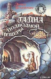 Тайна подводной пещеры - Блайтон Энид