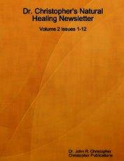 Информационные бюллетени об исцелении природой. Том 2