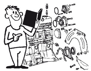Ремонт двигателя своими руками. 68 моделей автомобилей «ВАЗ» - i_006.jpg