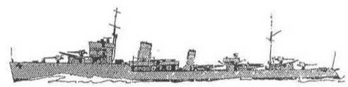 Эскадренные миноносцы Англии во второй мировой войне. Часть I (1925 -1945 гг.) - img_4.jpg