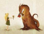 Любовь дракона (СИ)