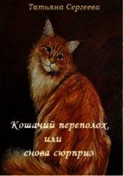 Кошачий переполох, или снова сюрприз (СИ)