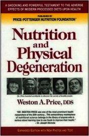 Питание и физическая дегенерация. О причинах вредного воздействия современной диеты на зубы и здоров