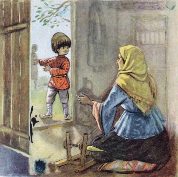 Джыртдан<br />(Азербайджанская народная сказка) - i_001.jpg