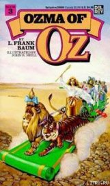 Книга Ozma of Oz - Автор Baum Lyman Frank