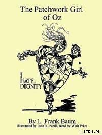 The Patchwork Girl of Oz - Baum Lyman Frank