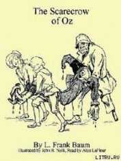 Книга The Scarecrow of Oz - Автор Baum Lyman Frank