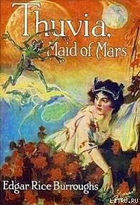 Thuvia, Maid of Mars - Burroughs Edgar Rice