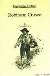 Robinsono Kruso - Defoe Daniel