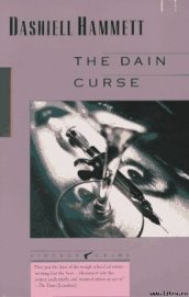 The Dain Curse - Hammett Dashiell