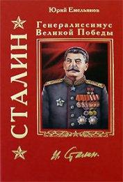 Книга Сталин. Путь к власти - Автор Емельянов Юрий Васильевич