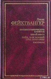 Еврей Зюсс - Фейхтвангер Лион