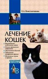 Лечение кошек - Константинова Екатерина Александровна