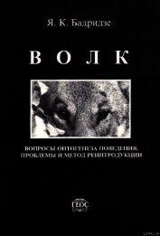 Волк. Вопросы онтогенеза поведения, проблемы и метод реинтродукции