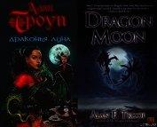 Драконья луна - Троуп Алан