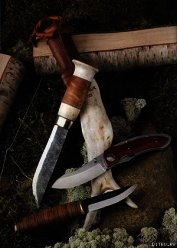 Книга Нож охотничий - Автор Журнал Прорез